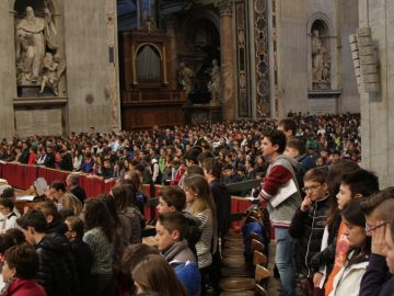 Pellegrinaggio diocesano per il Giubileodei ragazzi e delle ragazze (13-16 anni)