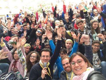 Giubileo dei ragazzi, un carico d'entusiasmo per i settemila ambrosiani